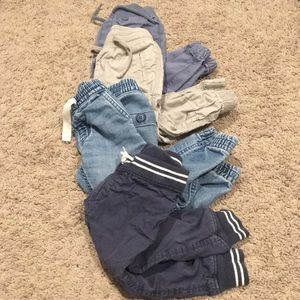 Baby Gap pants bundle